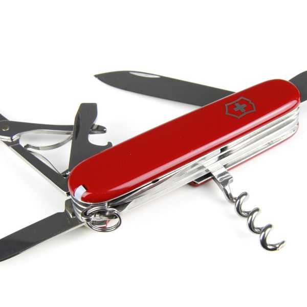 swiss army knife leader