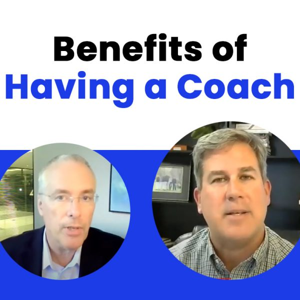 Benefits of having a leadership coach video cover