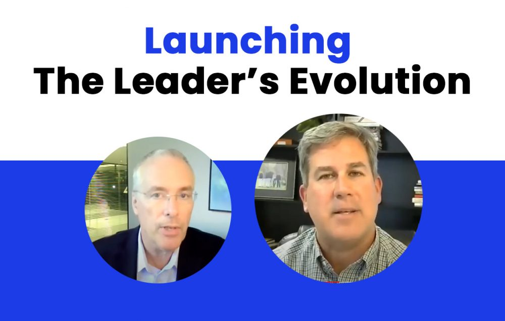 Ken Warman discusses the launch of his leadership coaching program