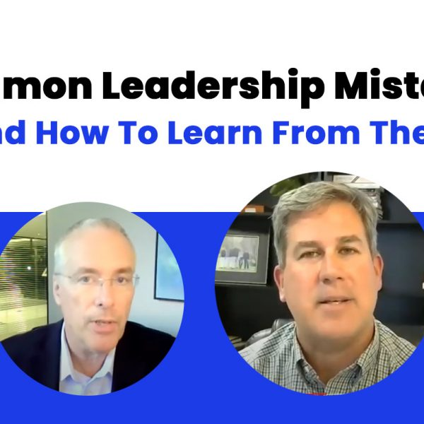 Ken discusses leadership mistakes