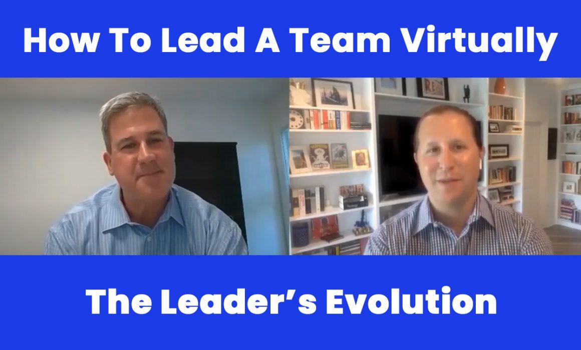 Ken Warman discussing virtual team leadership
