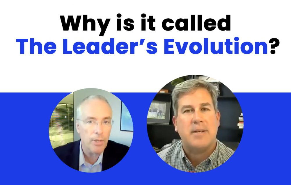 Ken Warman discusses his leadership program